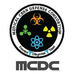 Medical CBRN Defense Consortium (MCDC) logo