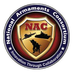 National Armaments Consortium logo