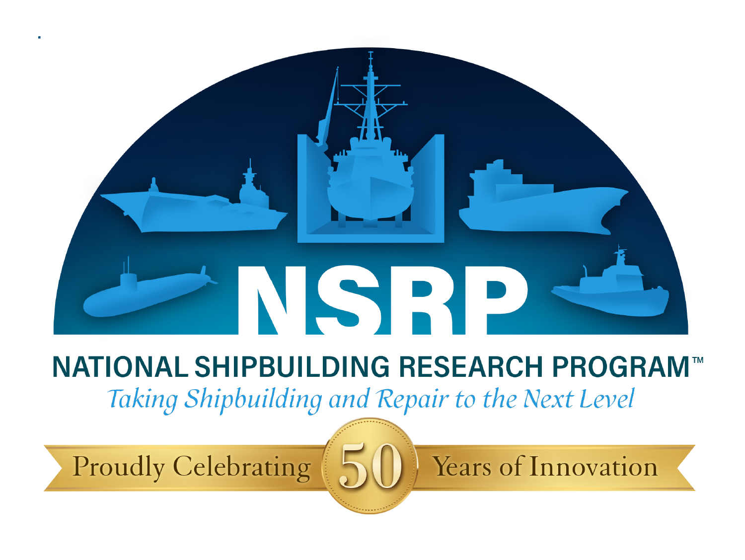 National Shipbuilding Research Program logo
