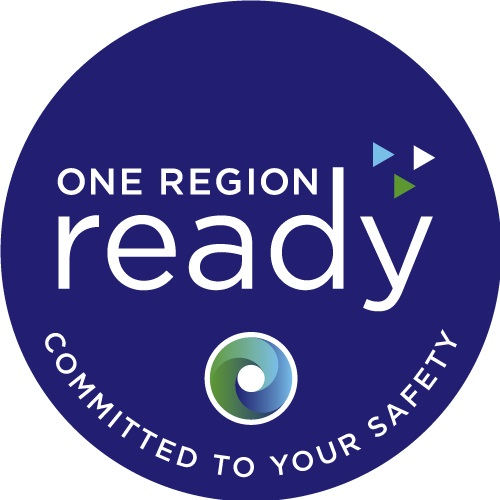One Region Ready Badge