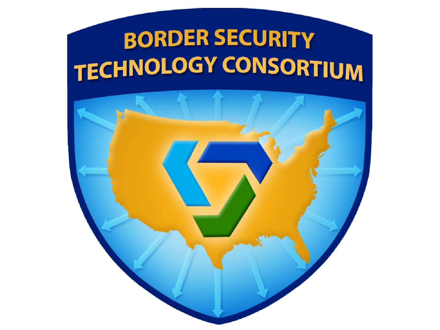 Border Security Technology Consortium logo