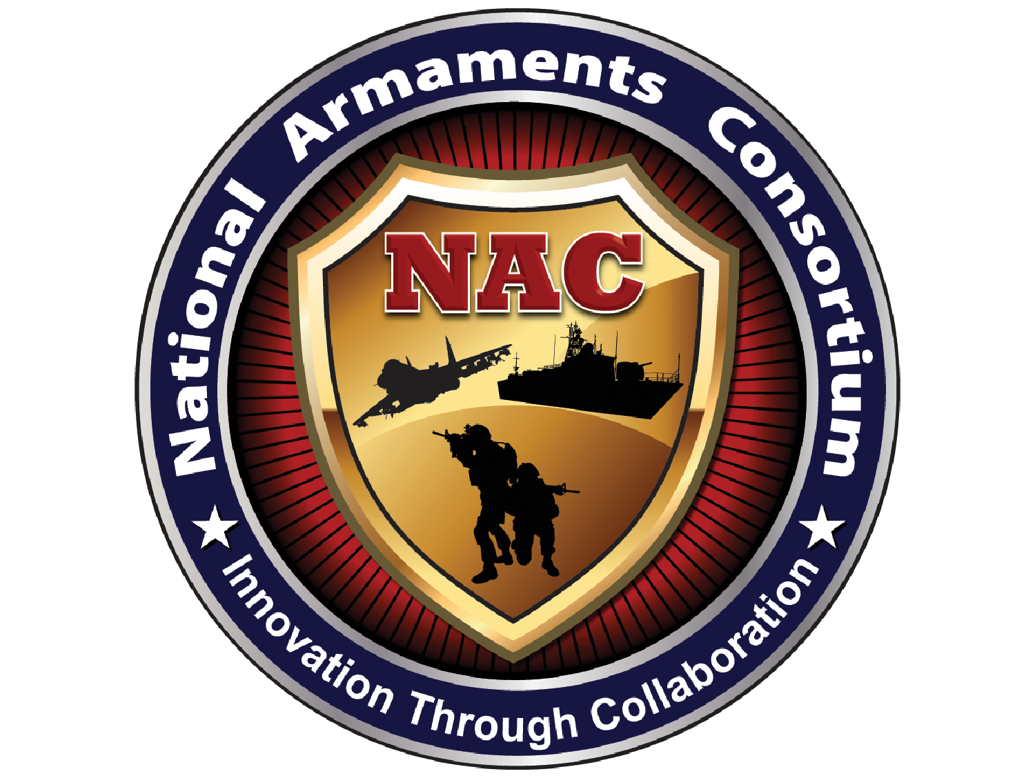 National Armaments Consortium logo