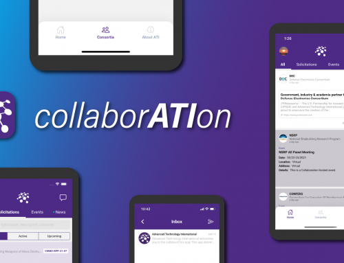 Announcing our new mobile app: collaborATIon