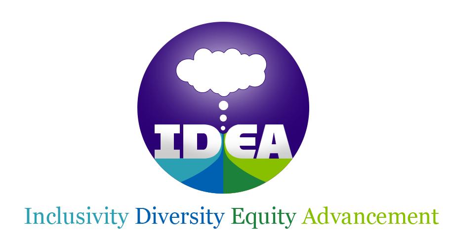 Inclusivity Diversity Equity Advancement (IDEA) Council Logo
