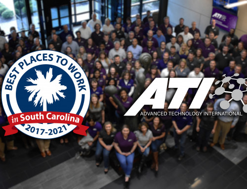 ATI named 'Best Place to Work' in SC for fifth consecutive year